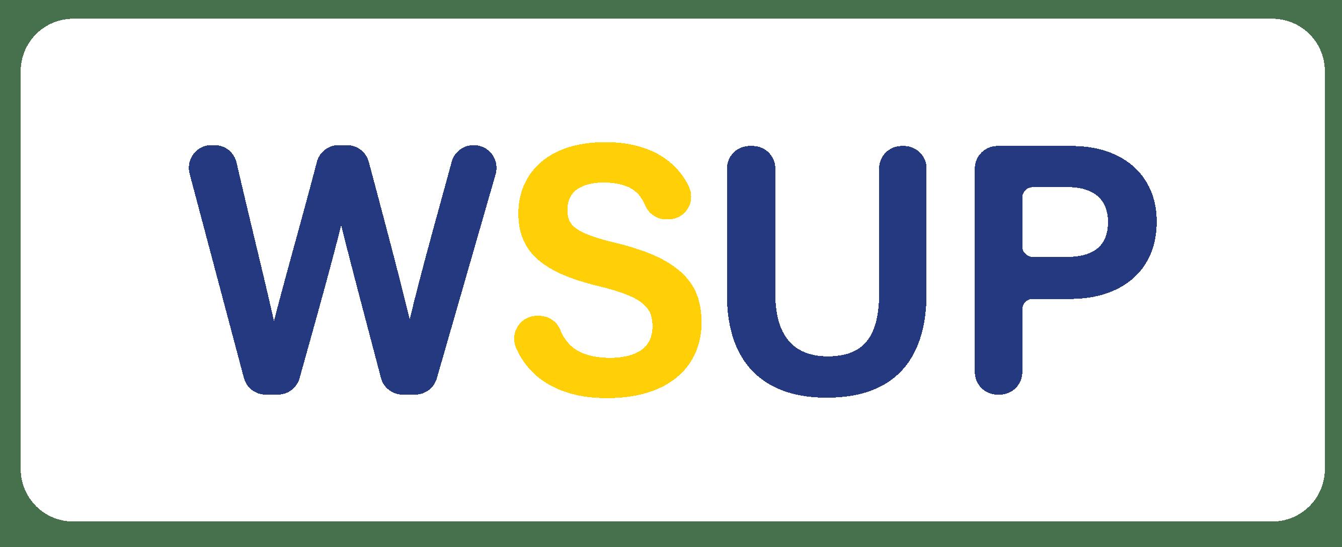 Woolwich WSUP Blue Logo